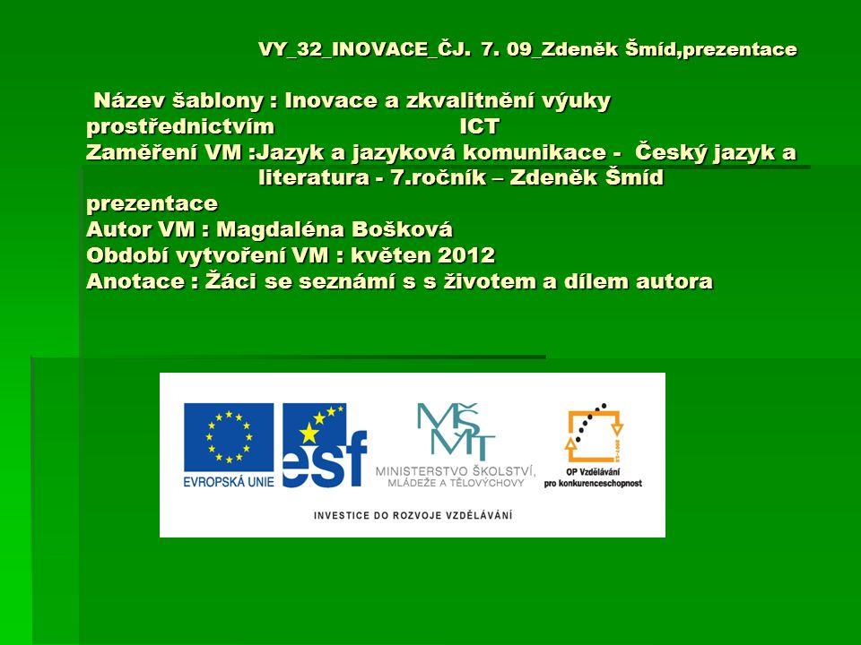 VY_32_INOVACE_ČJ. 7.