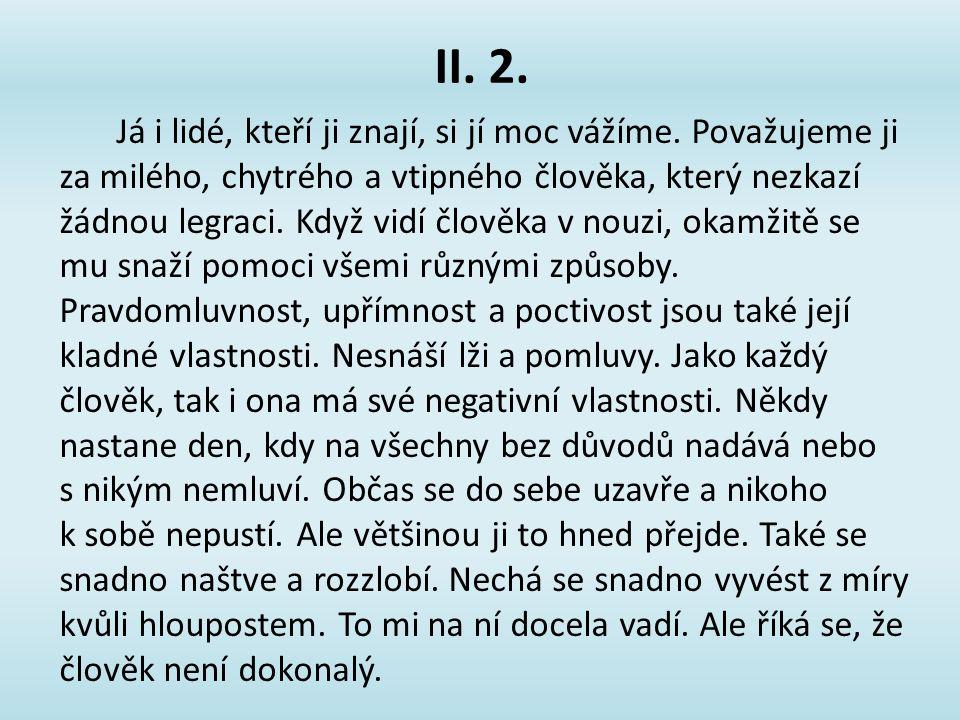 II. 2.