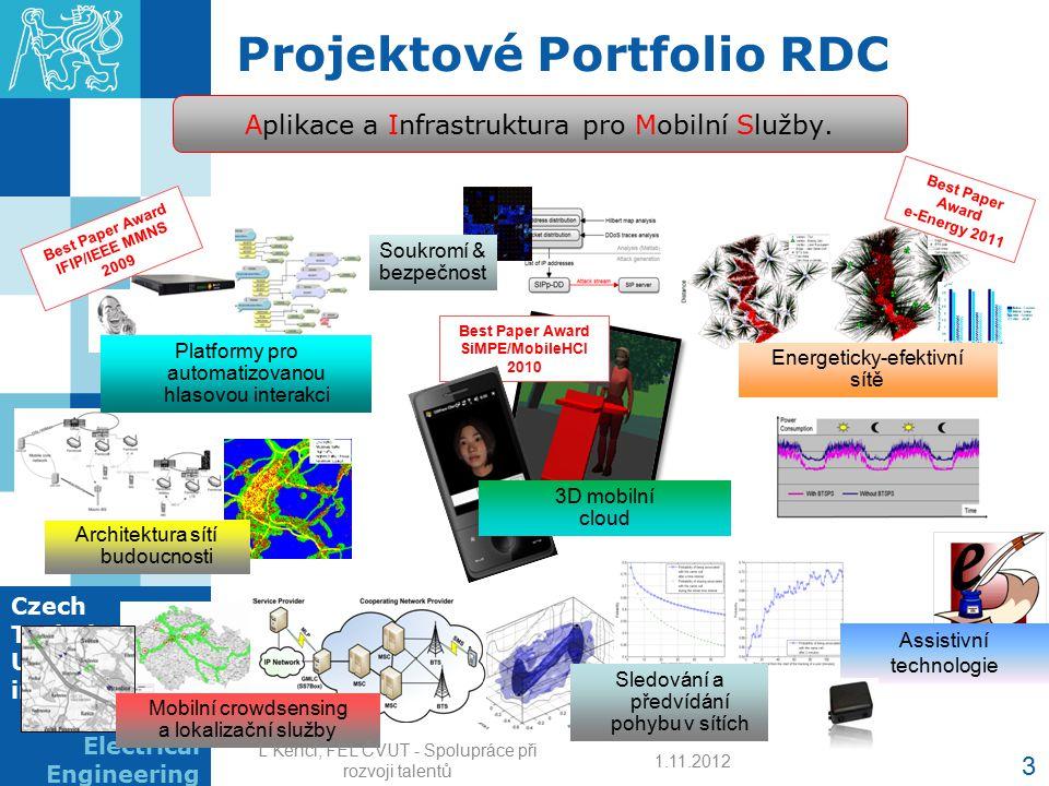 Projektové Portfolio RDC
