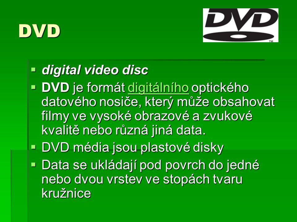DVD digital video disc.