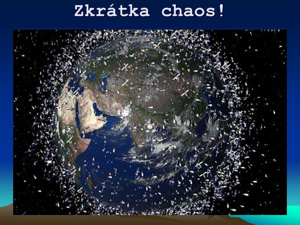 Zkrátka chaos!