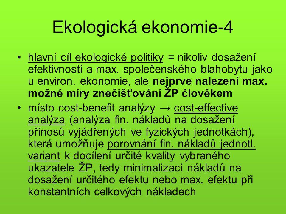 Ekologická ekonomie-4