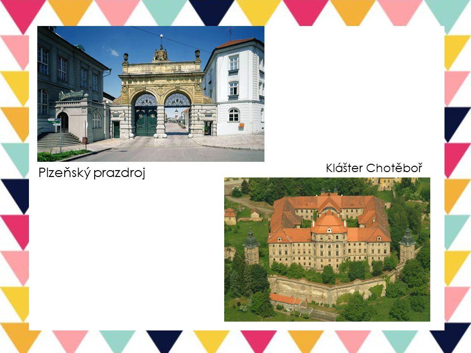 Plzeňský prazdroj Klášter Chotěboř