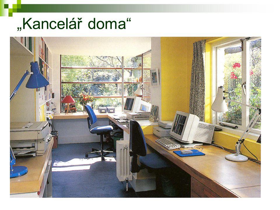 """""""Kancelář doma"""