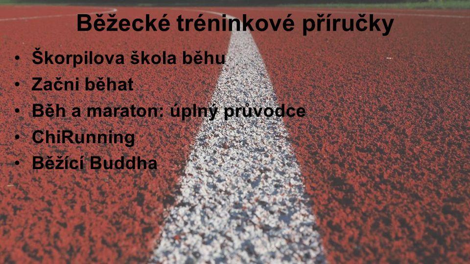 Běžecké tréninkové příručky