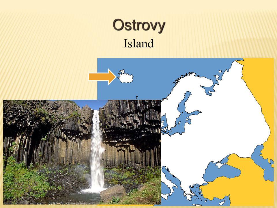 Ostrovy Island