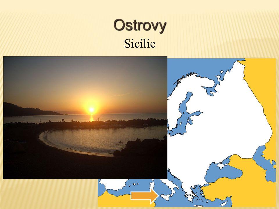 Ostrovy Sicílie