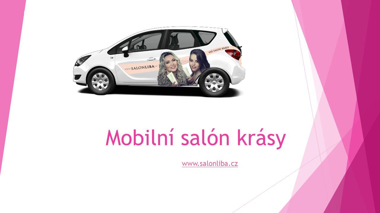 Mobilní salón krásy www.salonliba.cz