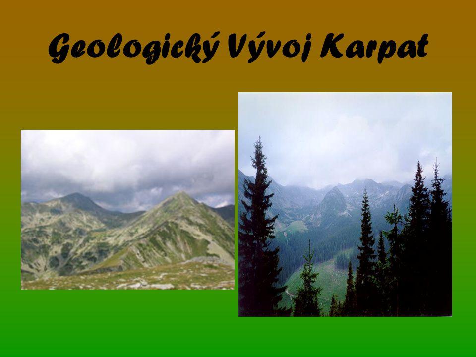 Geologický Vývoj Karpat