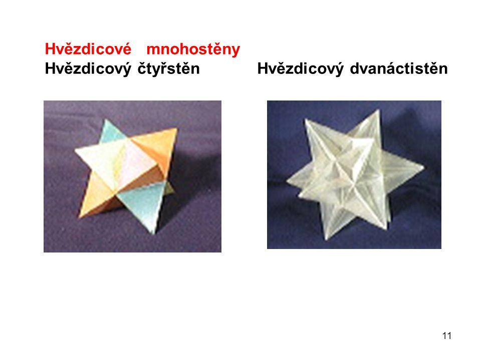 Hvězdicové mnohostěny