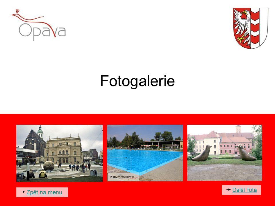 Fotogalerie Další fota Zpět na menu
