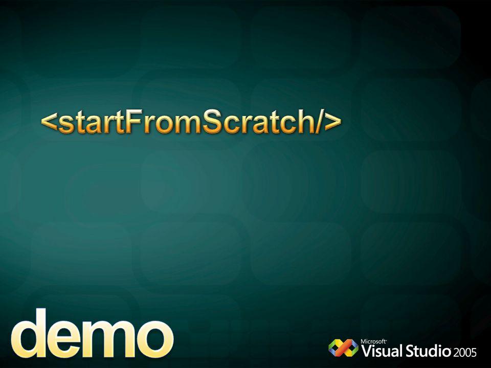 <startFromScratch/>