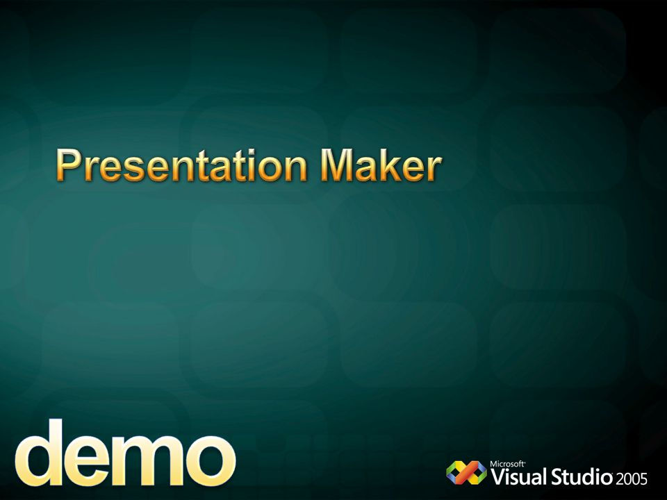 demo Presentation Maker 4/12/2017 6:11 PM