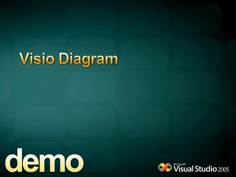 demo Visio Diagram 4/12/2017 6:11 PM VisioDiagram solution