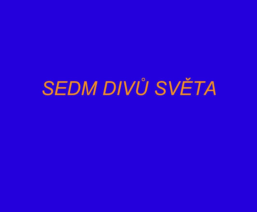 SEDM DIVŮ SVĚTA