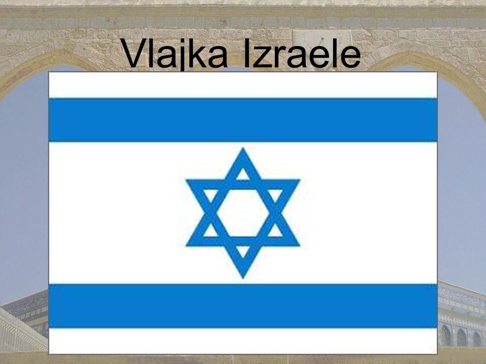 Vlajka Izraele