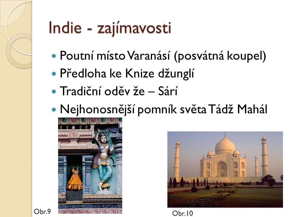 Indie - zajímavosti Poutní místo Varanásí (posvátná koupel)