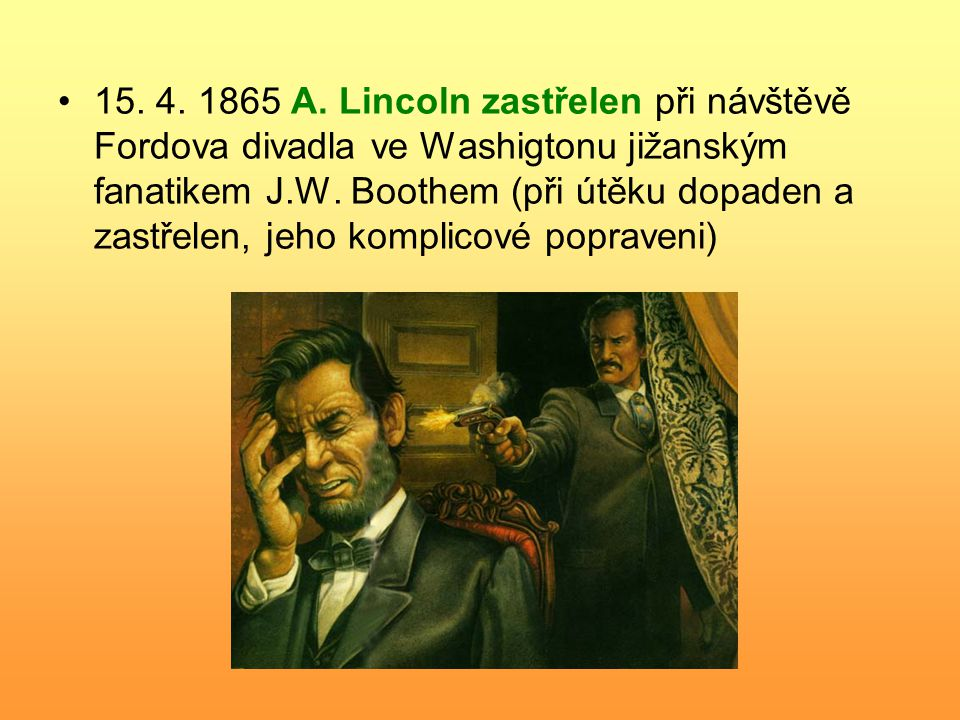 15. 4. 1865 A.