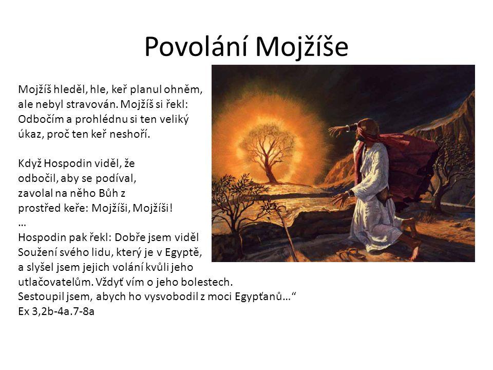 Povolání Mojžíše
