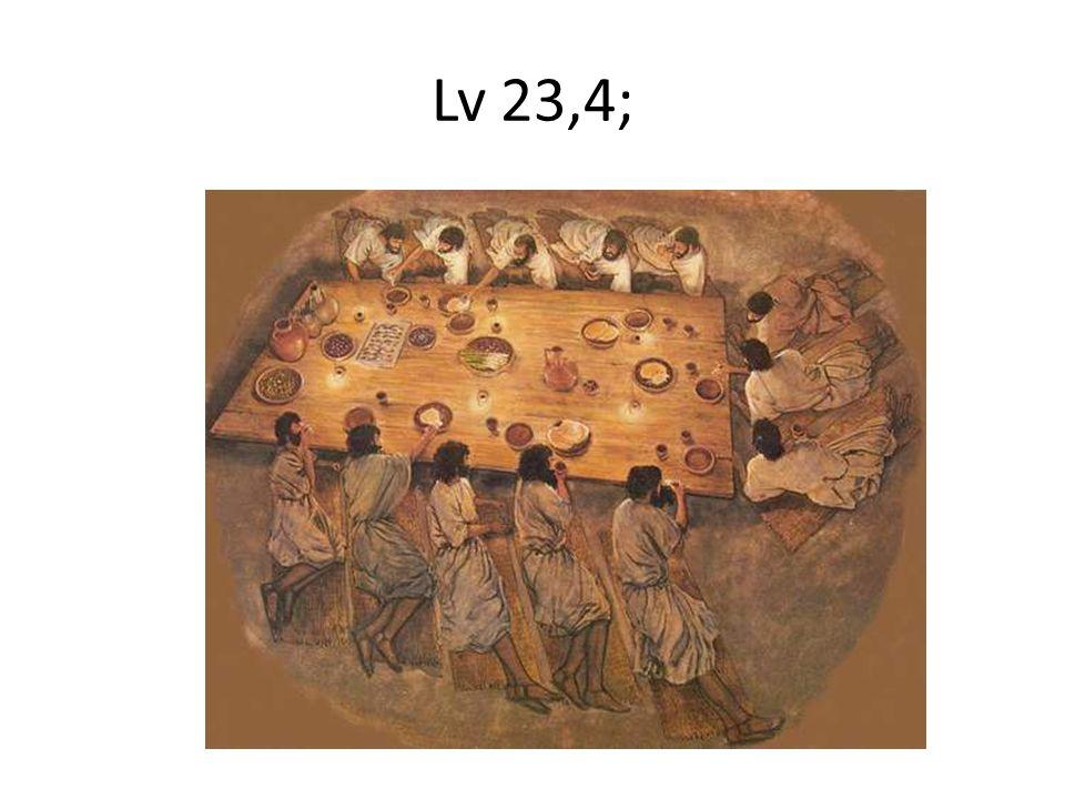 Lv 23,4;