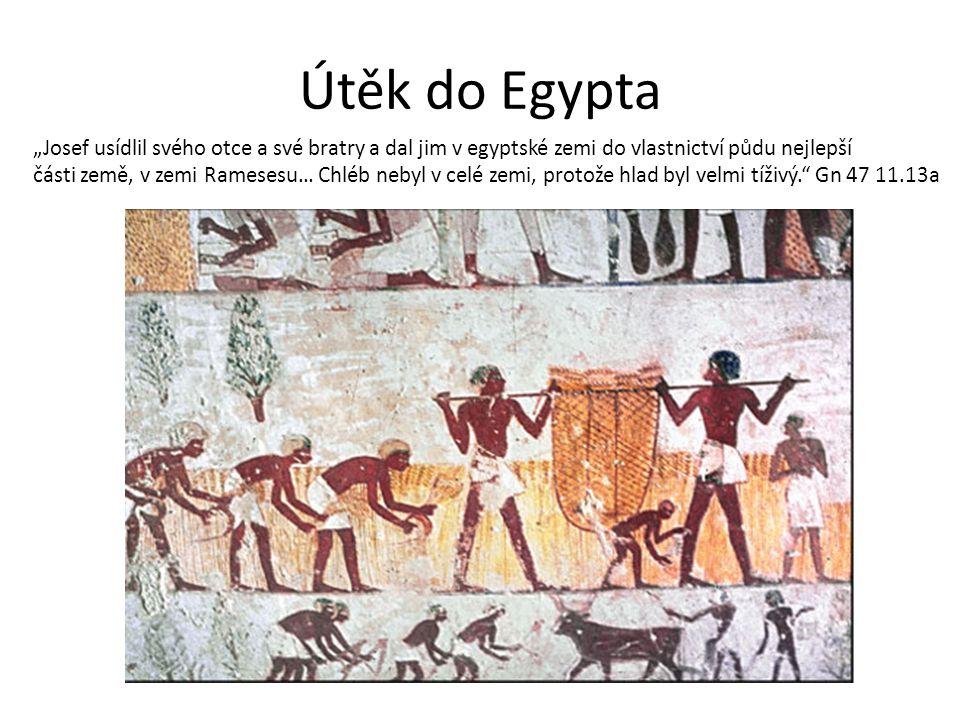 Útěk do Egypta