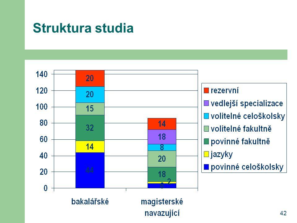 Struktura studia 42