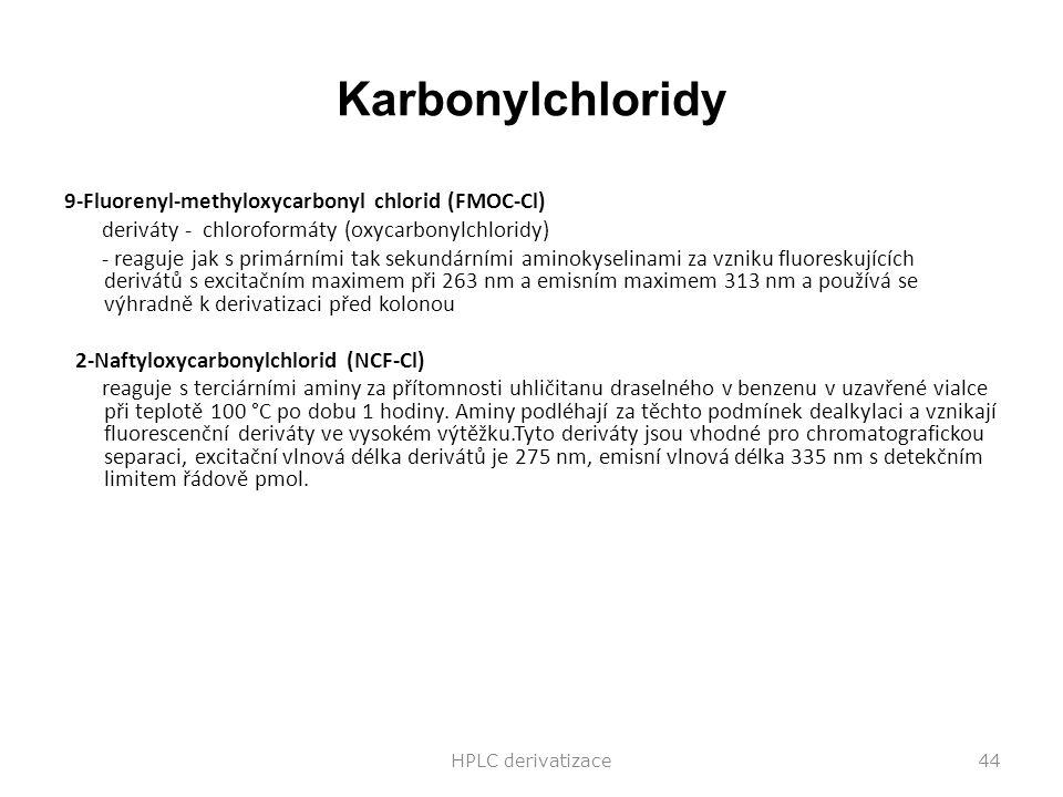 Karbonylchloridy