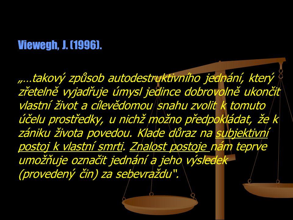 Viewegh, J. (1996).