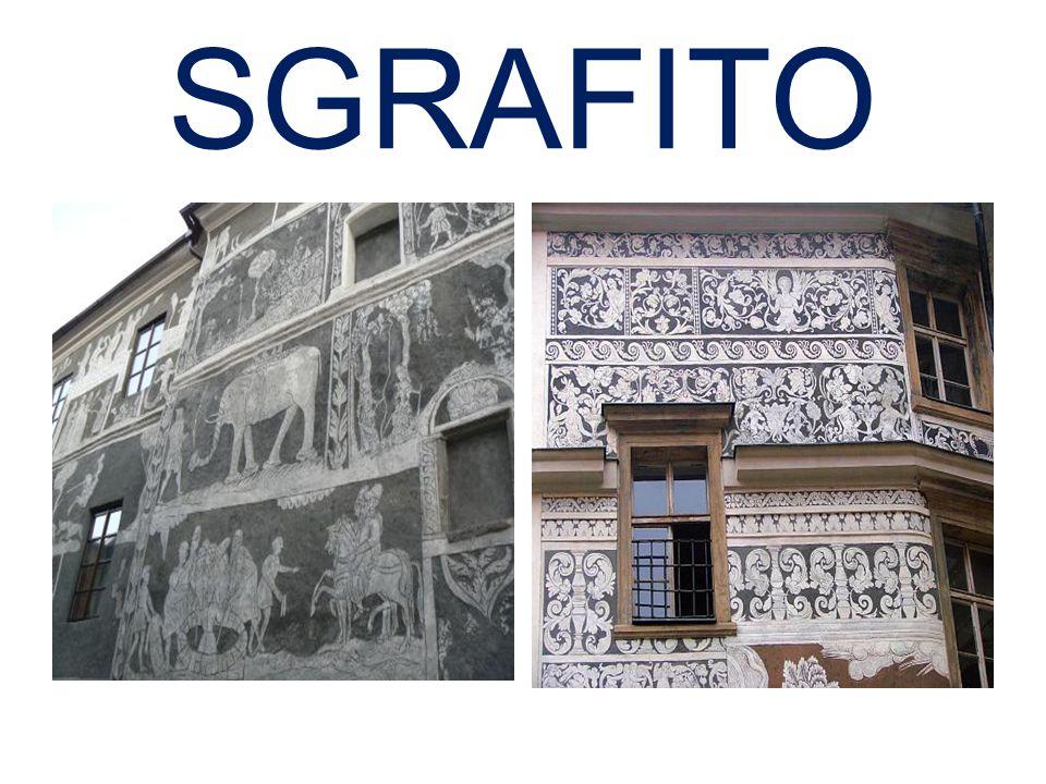 SGRAFITO