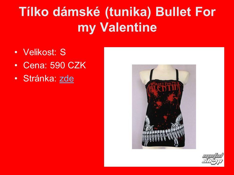 Tílko dámské (tunika) Bullet For my Valentine