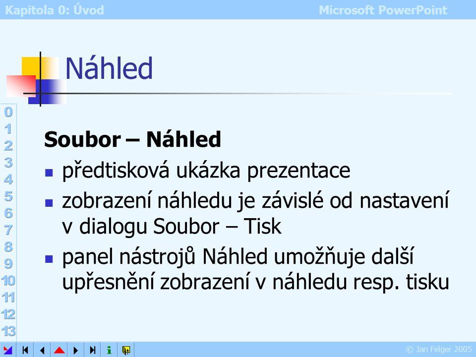 Náhled Soubor – Náhled předtisková ukázka prezentace