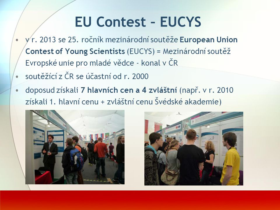 EU Contest – EUCYS