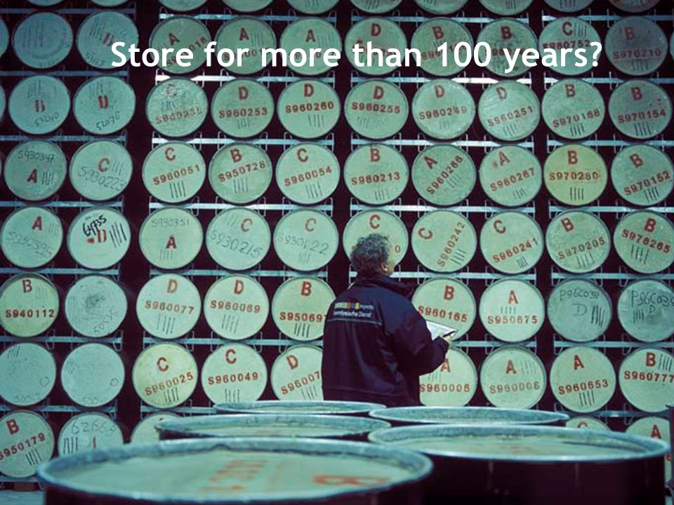 Store for more than 100 years