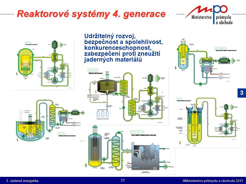 Reaktorové systémy 4. generace