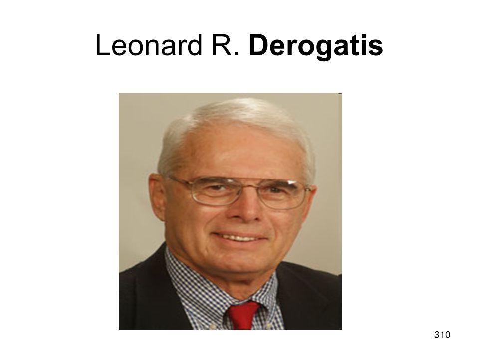 Leonard R. Derogatis