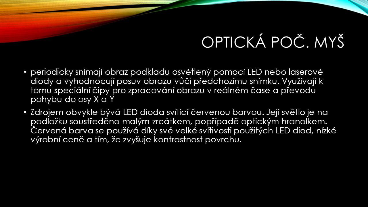 Optická poč. myš