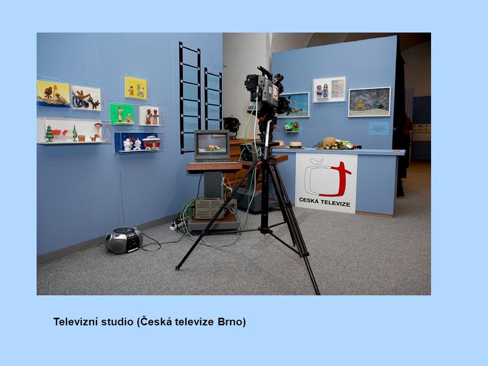 Televizní studio (Česká televize Brno)