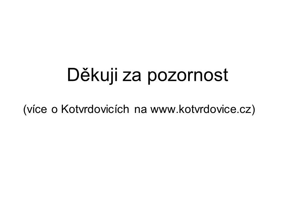 Děkuji za pozornost (více o Kotvrdovicích na www.kotvrdovice.cz)