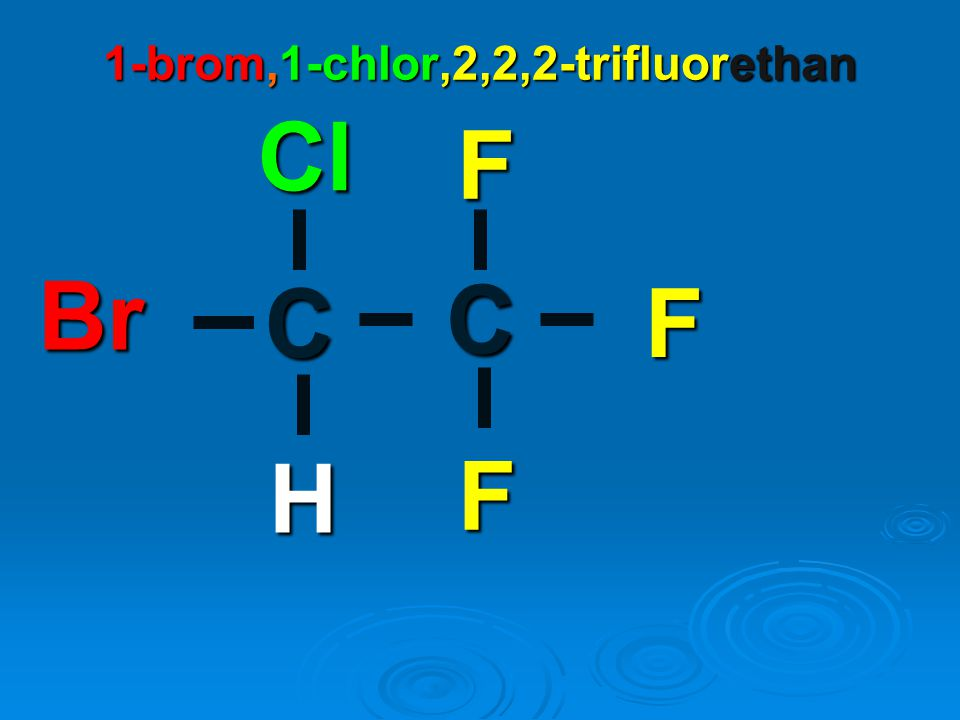 1-brom,1-chlor,2,2,2-trifluorethan