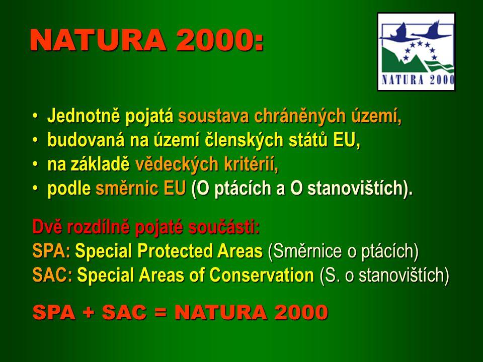 Jednotně pojatá soustava chráněných území,