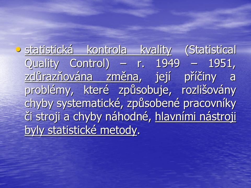 statistická kontrola kvality (Statistical Quality Control) – r