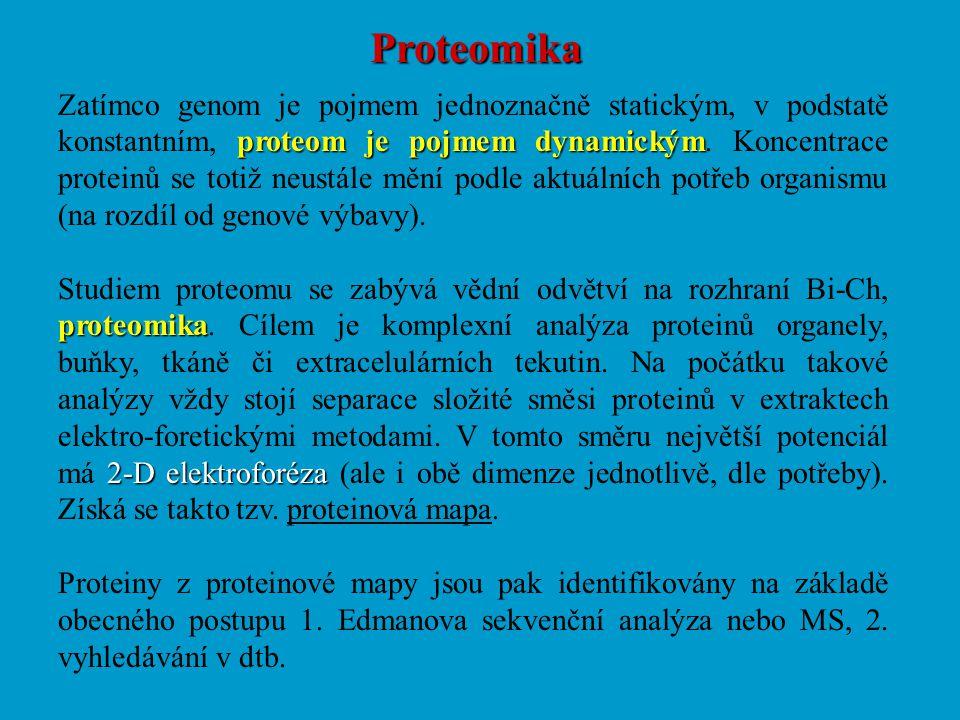 Proteomika