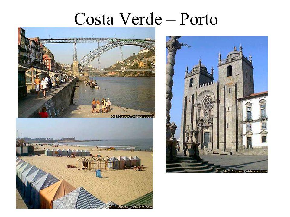 Costa Verde – Porto