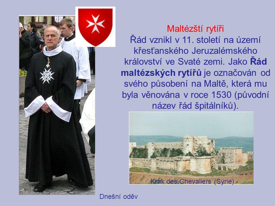 Maltézští rytíři