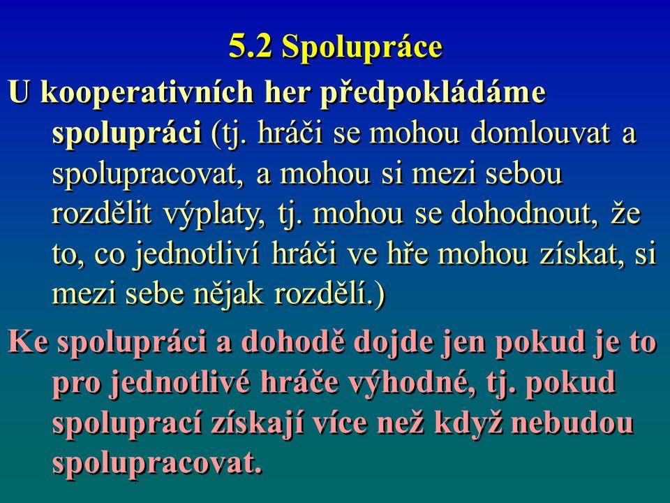 5.2 Spolupráce