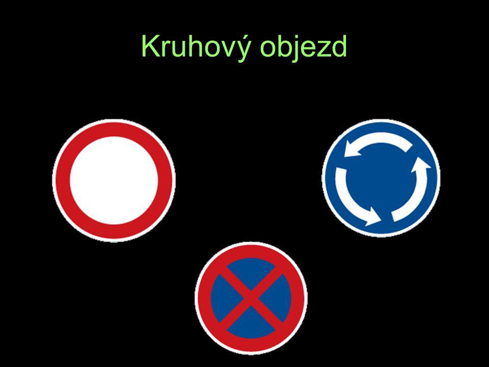 Kruhový objezd K P Z