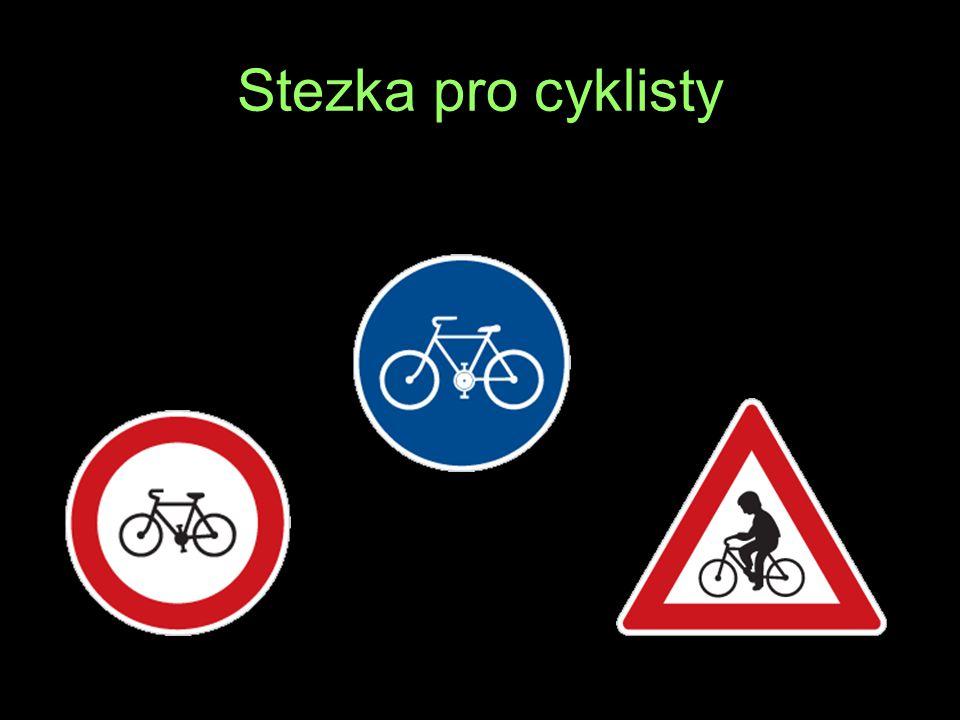 Stezka pro cyklisty Í M L