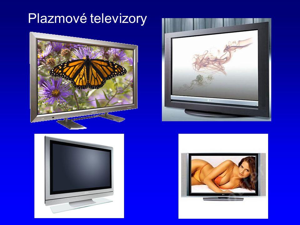 Plazmové televizory