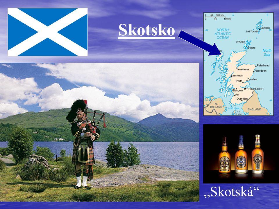 """Skotsko """"Skotská"""