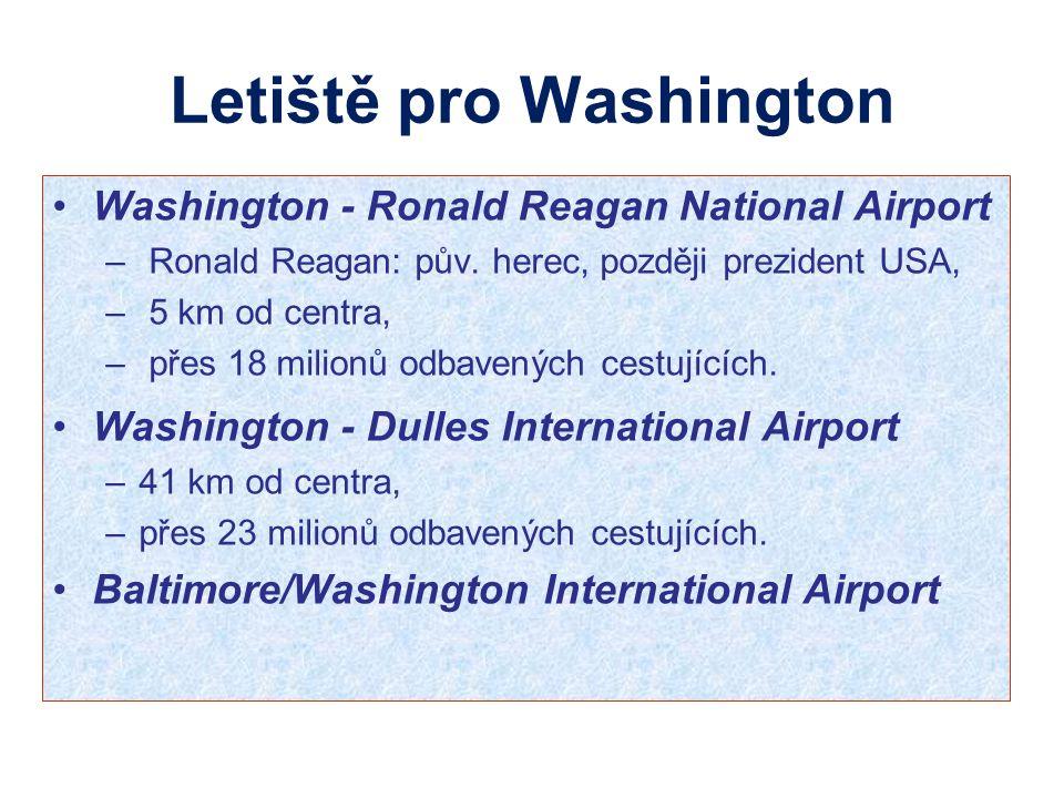 Letiště pro Washington